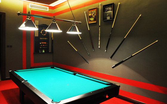 billiards-room